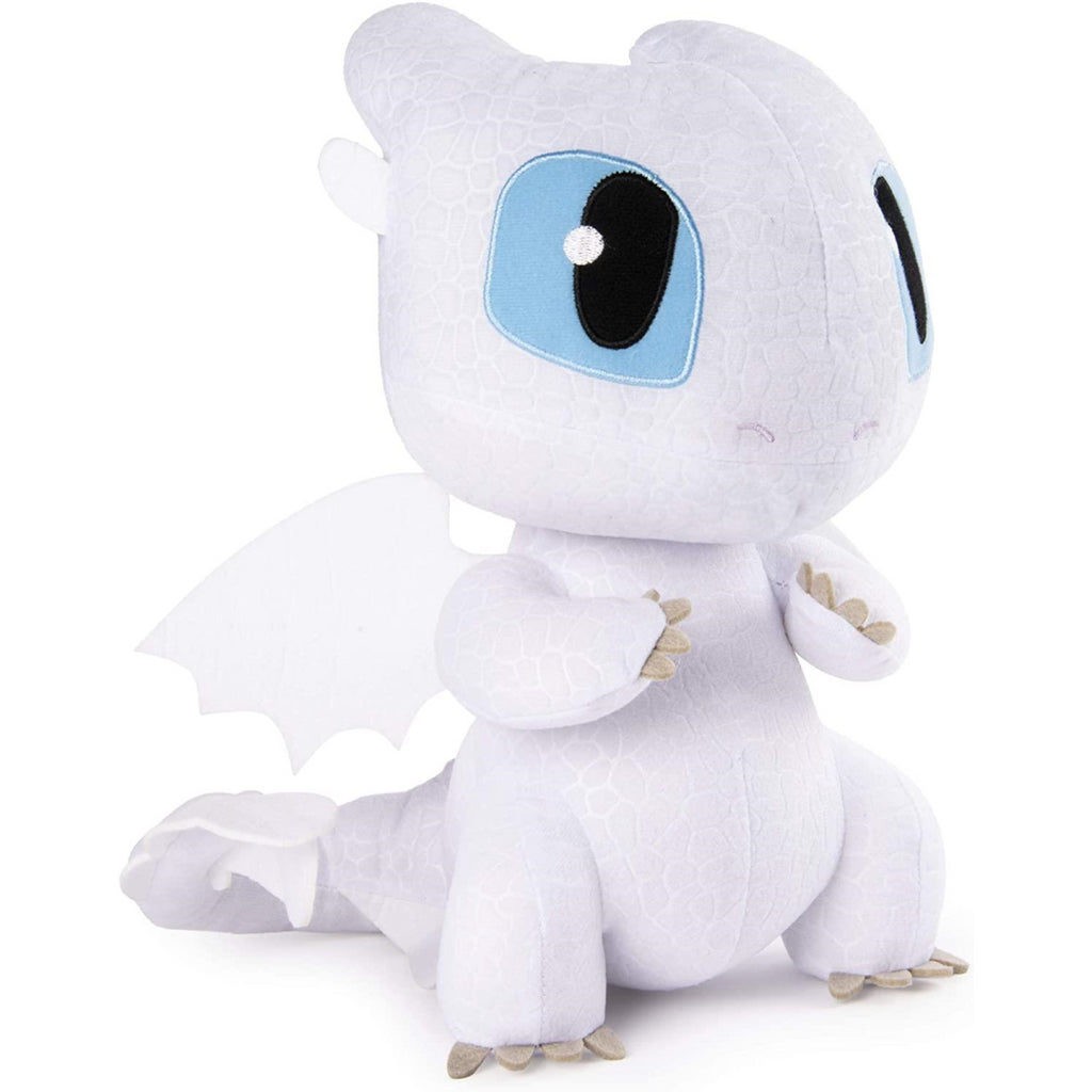 Dragons Lightfury Squeeze & Growl Plush with Sounds - Maqio
