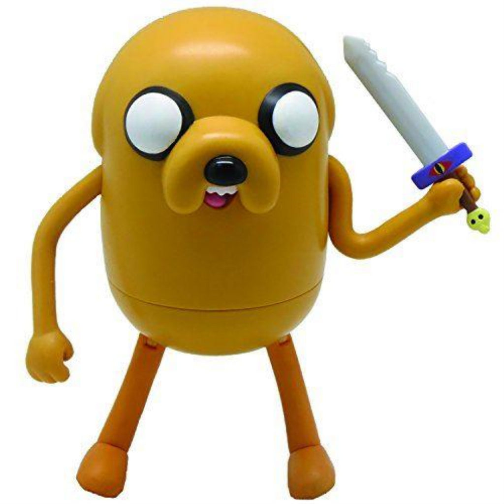 ADVENTURE TIME 5-Inch Jake with Sword - Maqio