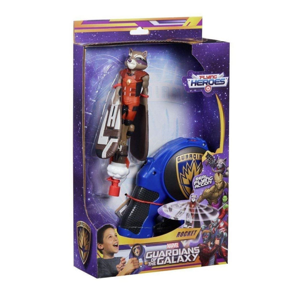 Guardians of the Galaxy - Flying Heroes - Rocket Action Figure Toy - Maqio