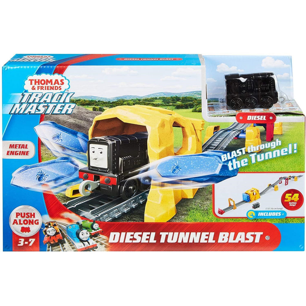 Thomas & Friends GHK73 Diesel Tunnel Blast - Maqio