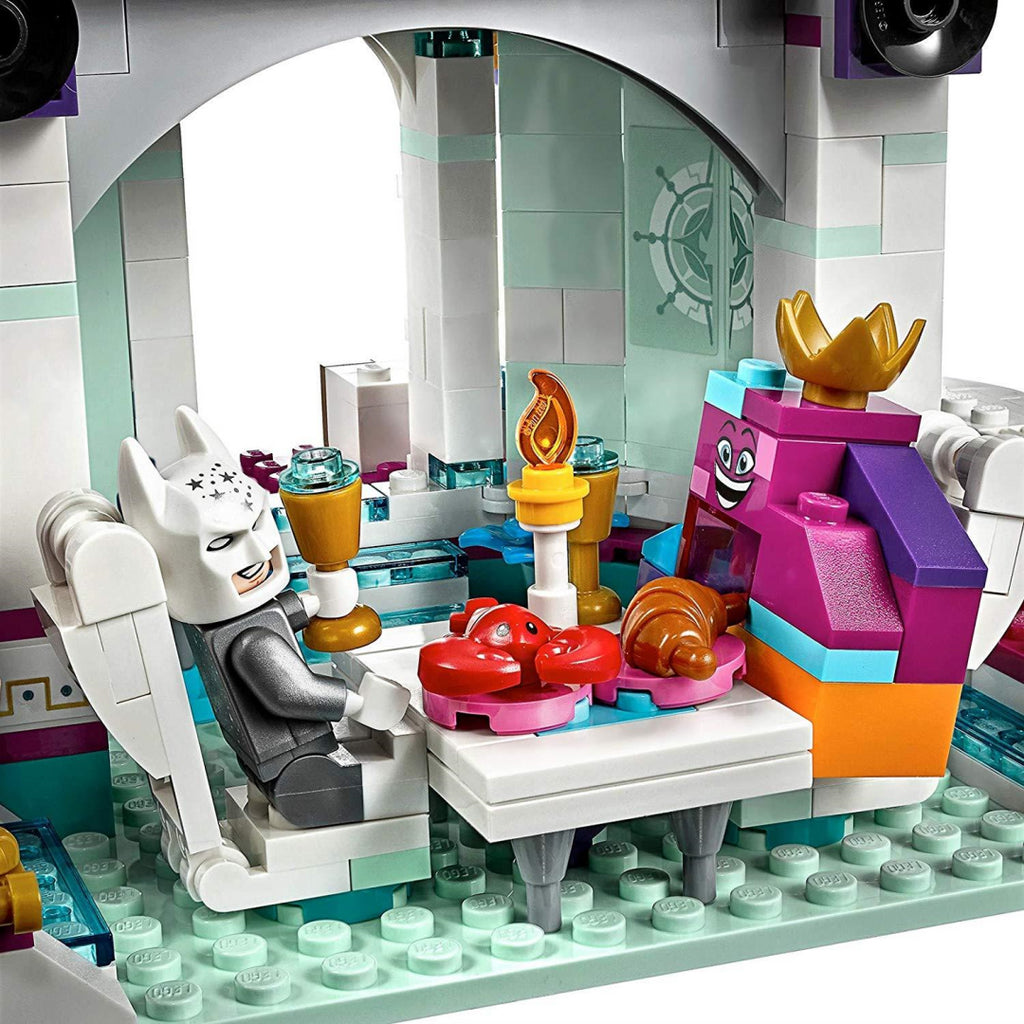 LEGO Movie 2 - 70838 Queen Watevra's 'So-Not-Evil' Space Palace - Maqio