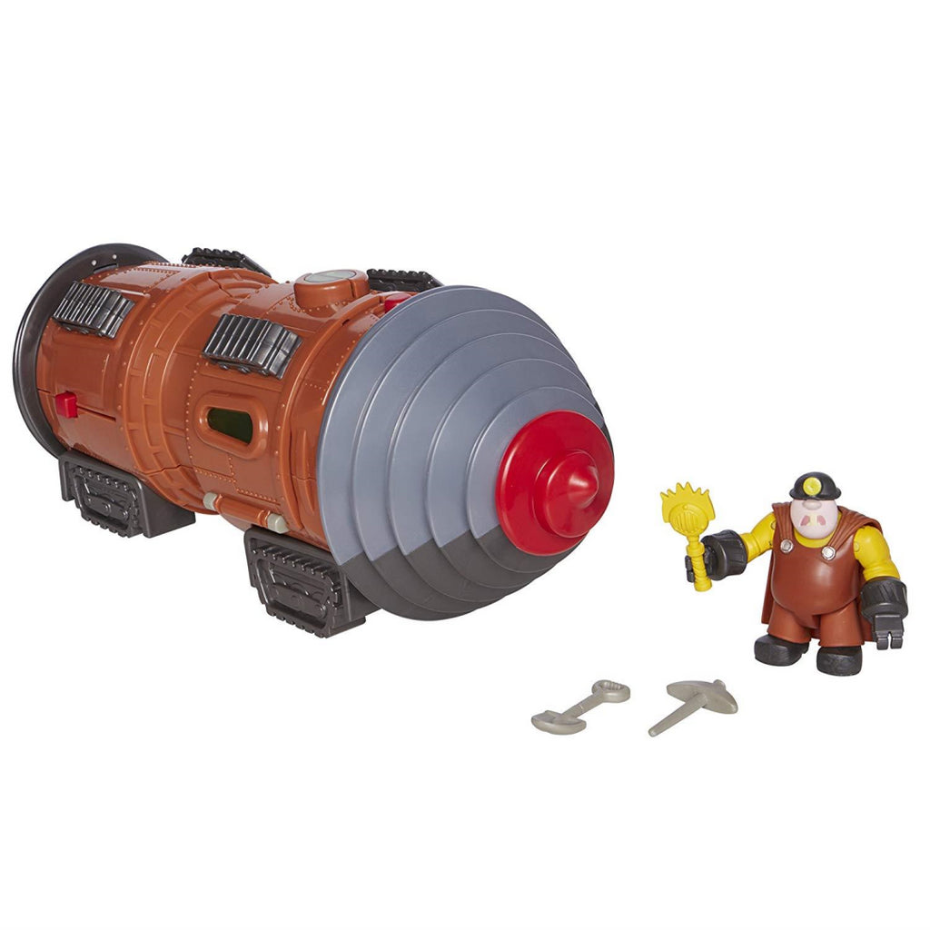 Incredibles 2 Underminer Vehicle Toy - Maqio