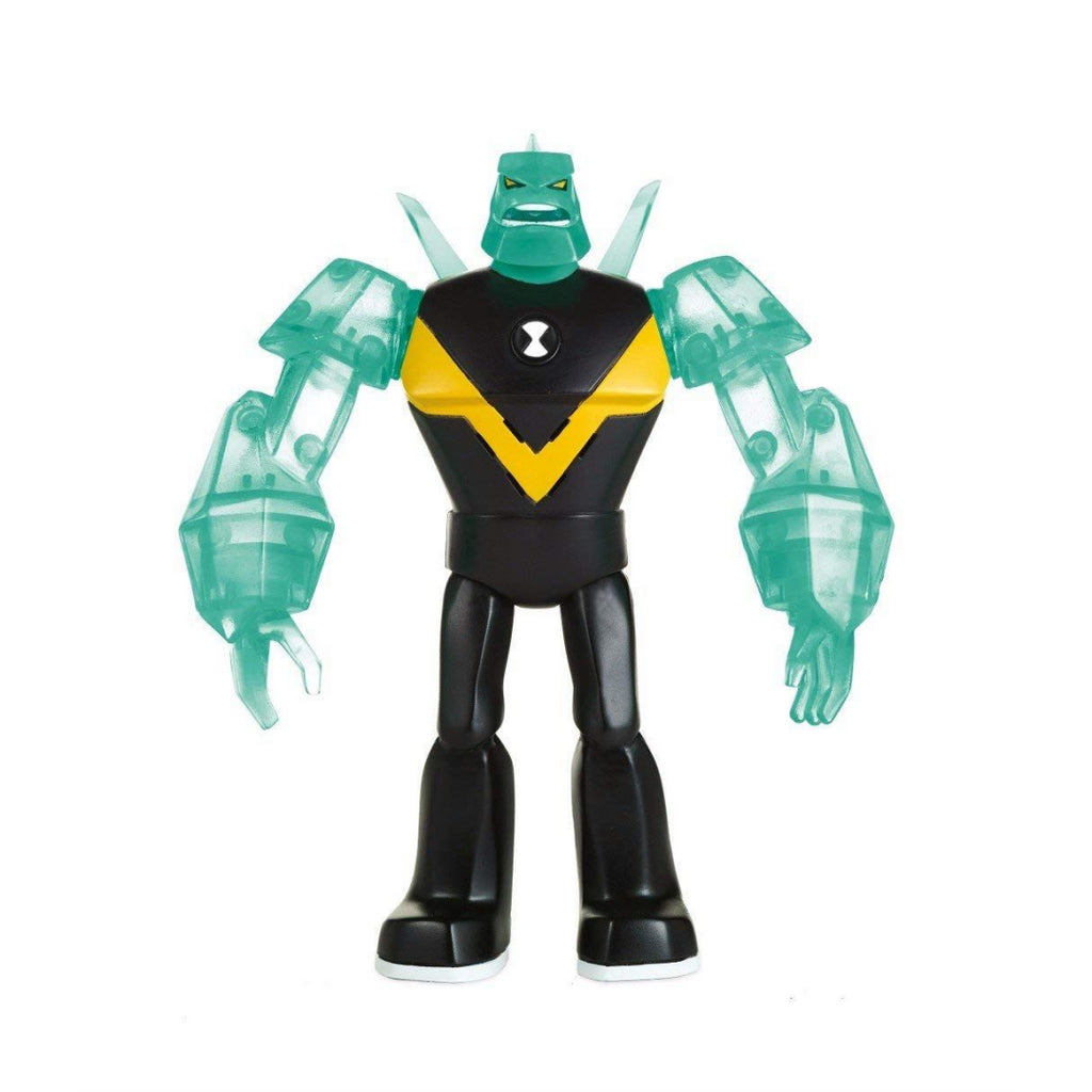 Ben 10 Deluxe Power Up Figures BEN01310 - Diamondhead Toy (60426) - Maqio