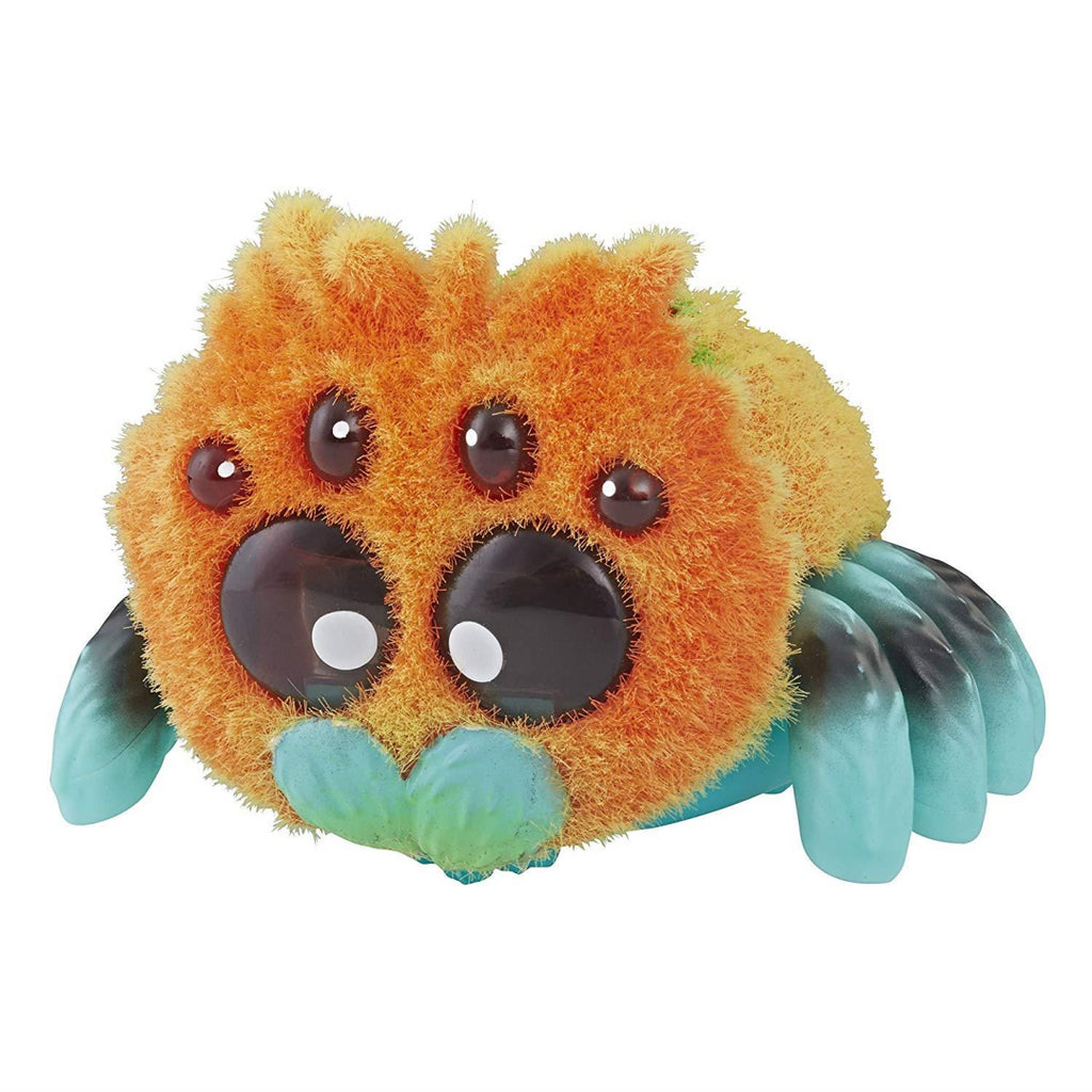 Yellies! E5380 Flufferpuff Voice-Activated Spider Pet - Maqio