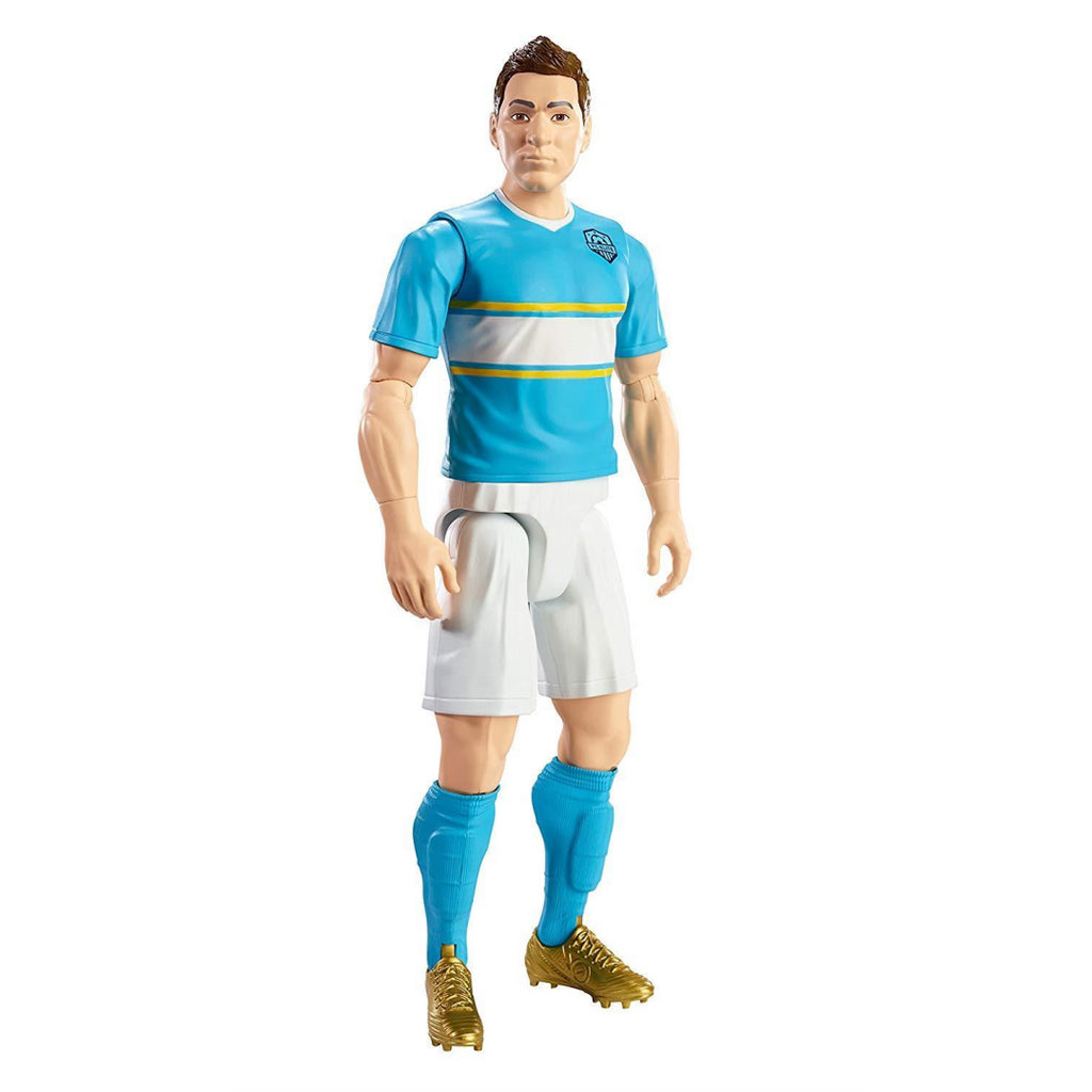 Mattel F.C. Elite - Football Action Figure Messi - Maqio