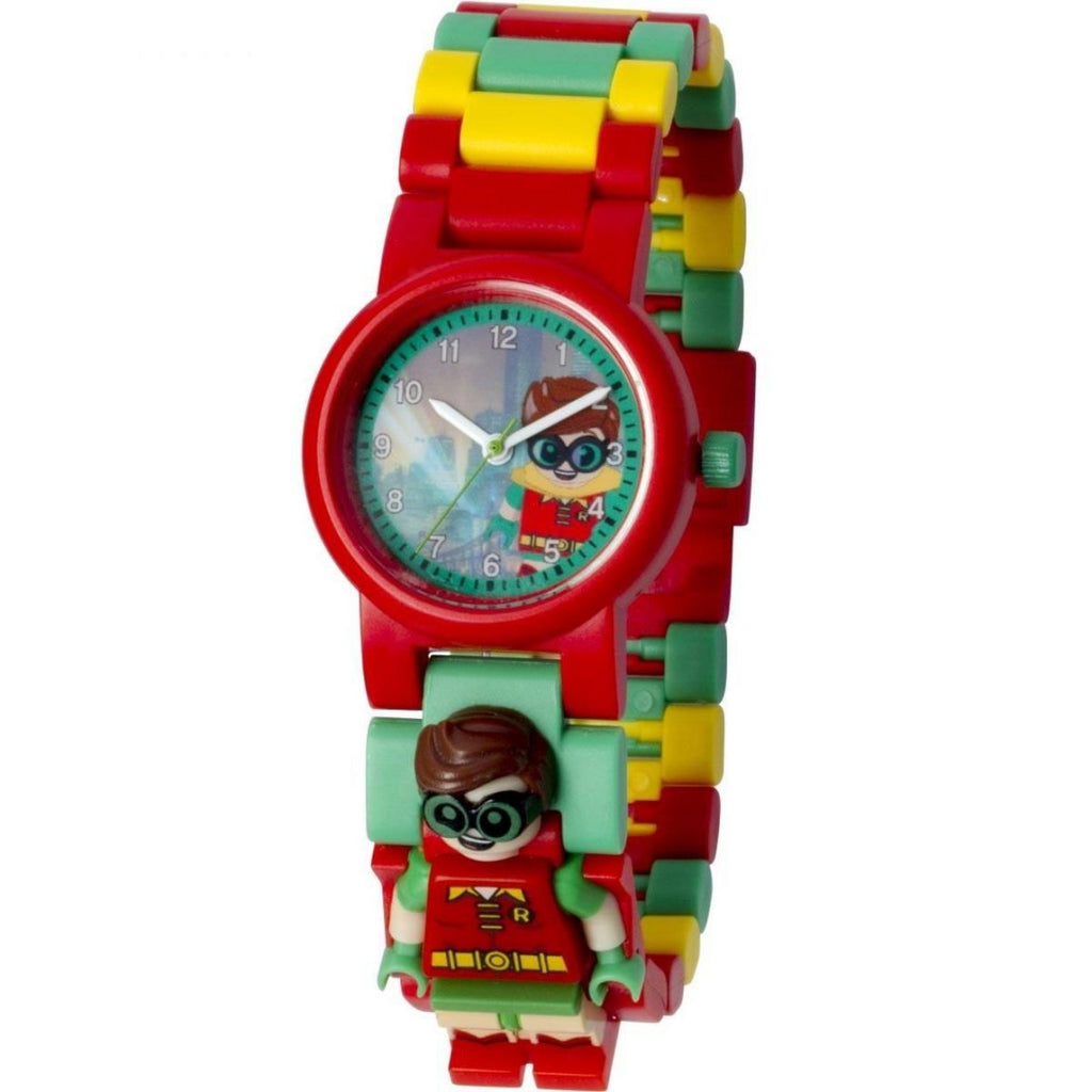 Lego Batman Movie Kids Robin Wrist Watch 8020868 - Maqio