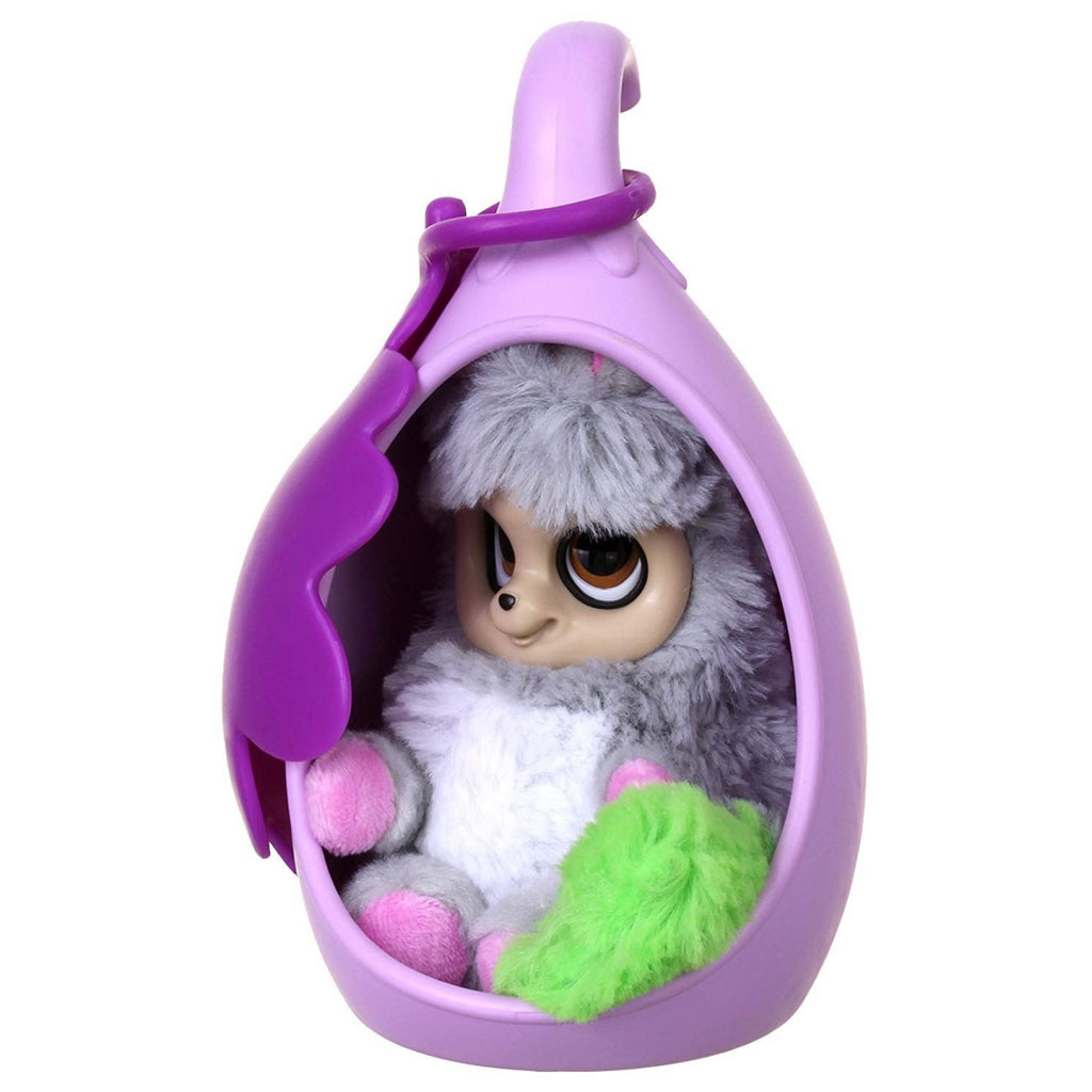 Bush Baby World Sleepy Pod with Bush Baby Nenia Soft Toy - Maqio