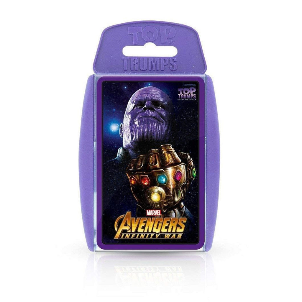 Top Trumps  Cards - Infinity War (32742) - Maqio