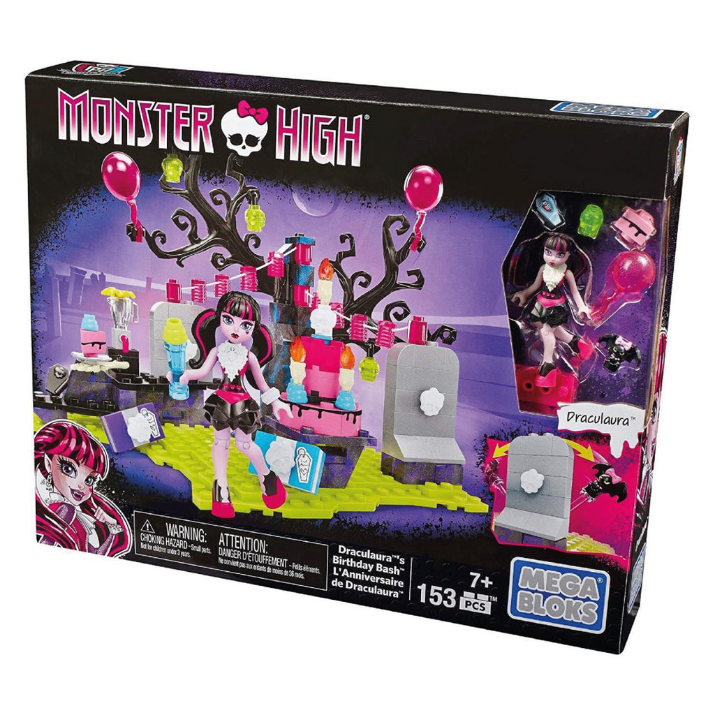 Monster High Draculaura's Birthday Bash Set - Maqio