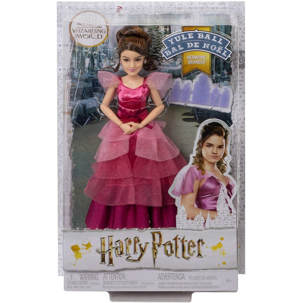 Harry Potter GFG14 Yule Ball Hermione Granger Doll - Maqio
