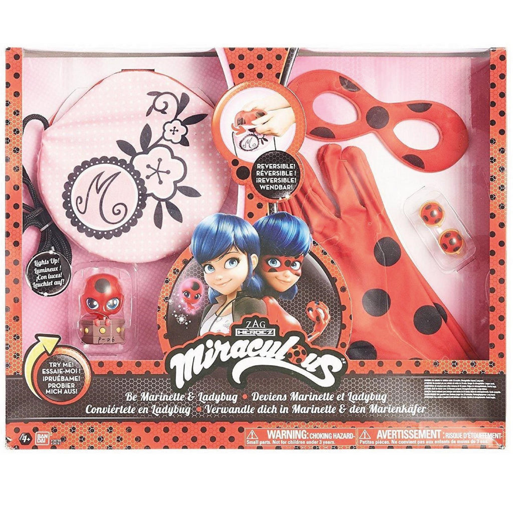 Miraculous Ladybug Be Marinette Set - Maqio
