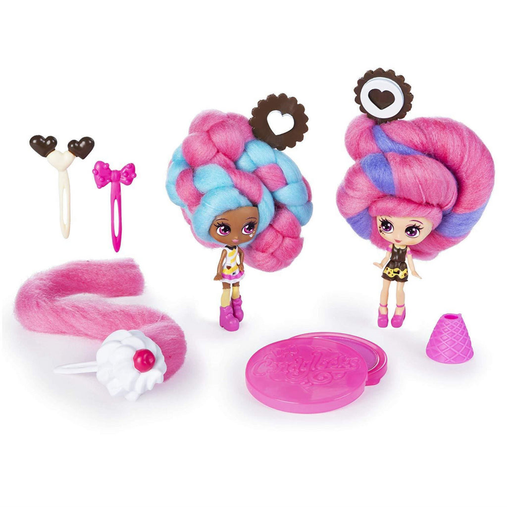 Candylocks 6054718 Sweet Treat BFF Dolls Charli Chip - Maqio