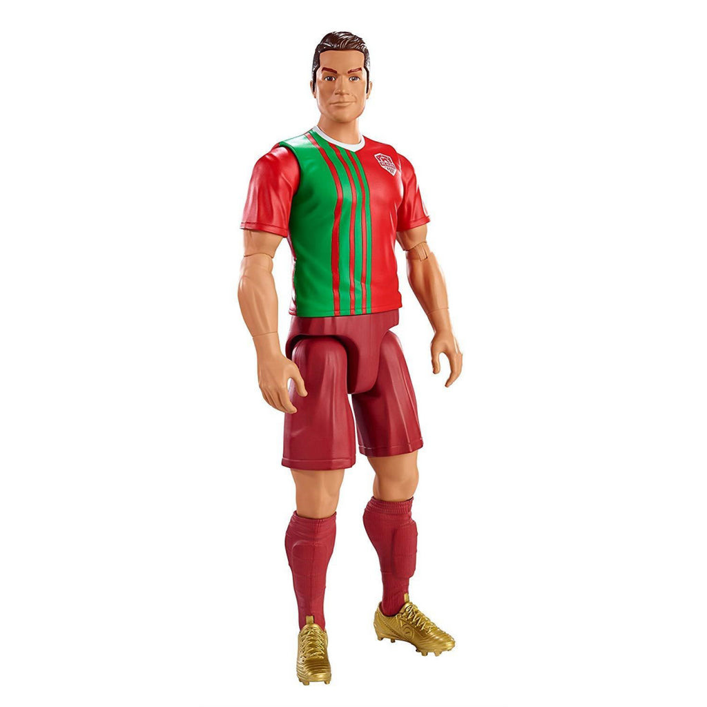 Mattel FC Elite - Football Action Figure Ronaldo - Maqio