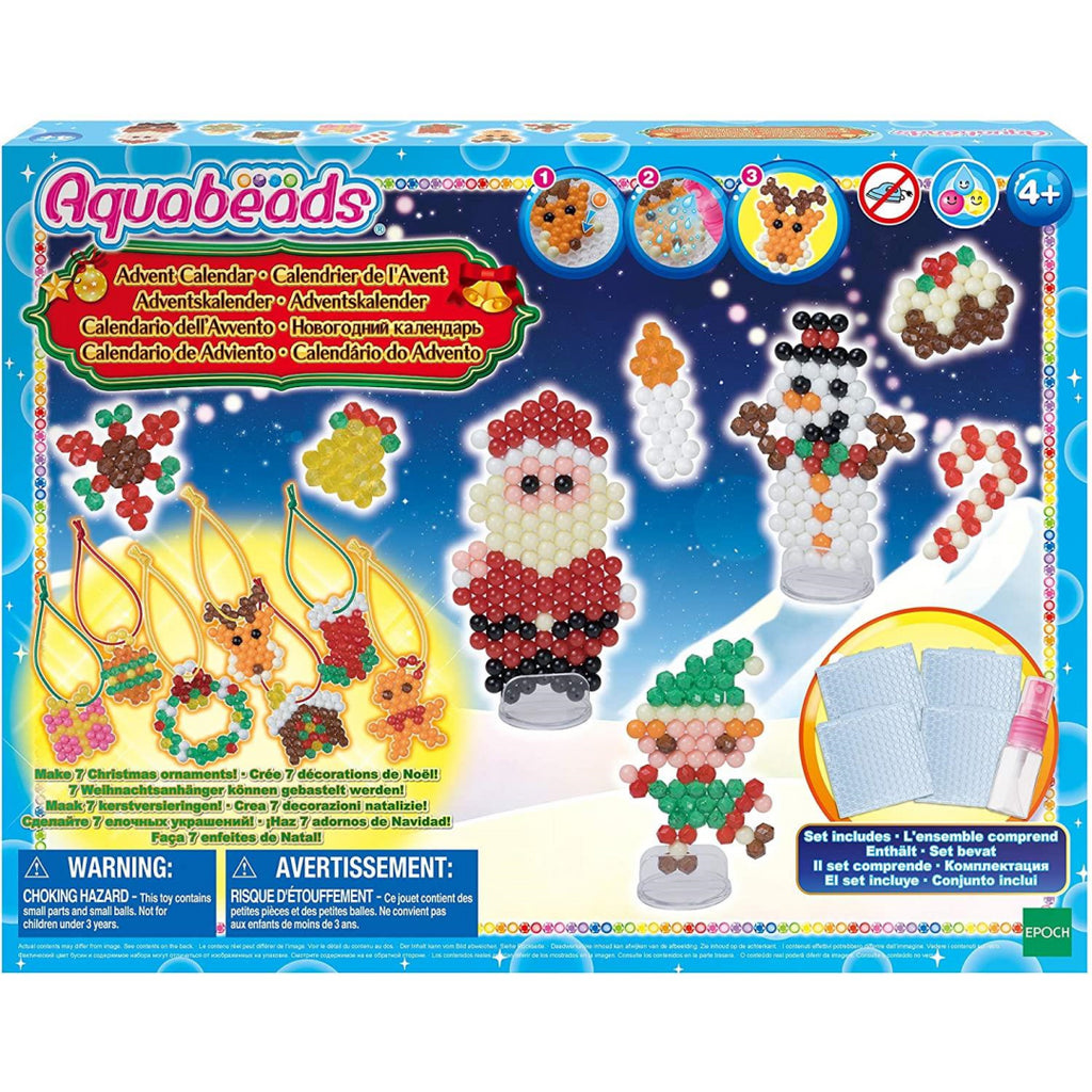 Aquabeads 31366 Advent Calendar - Maqio