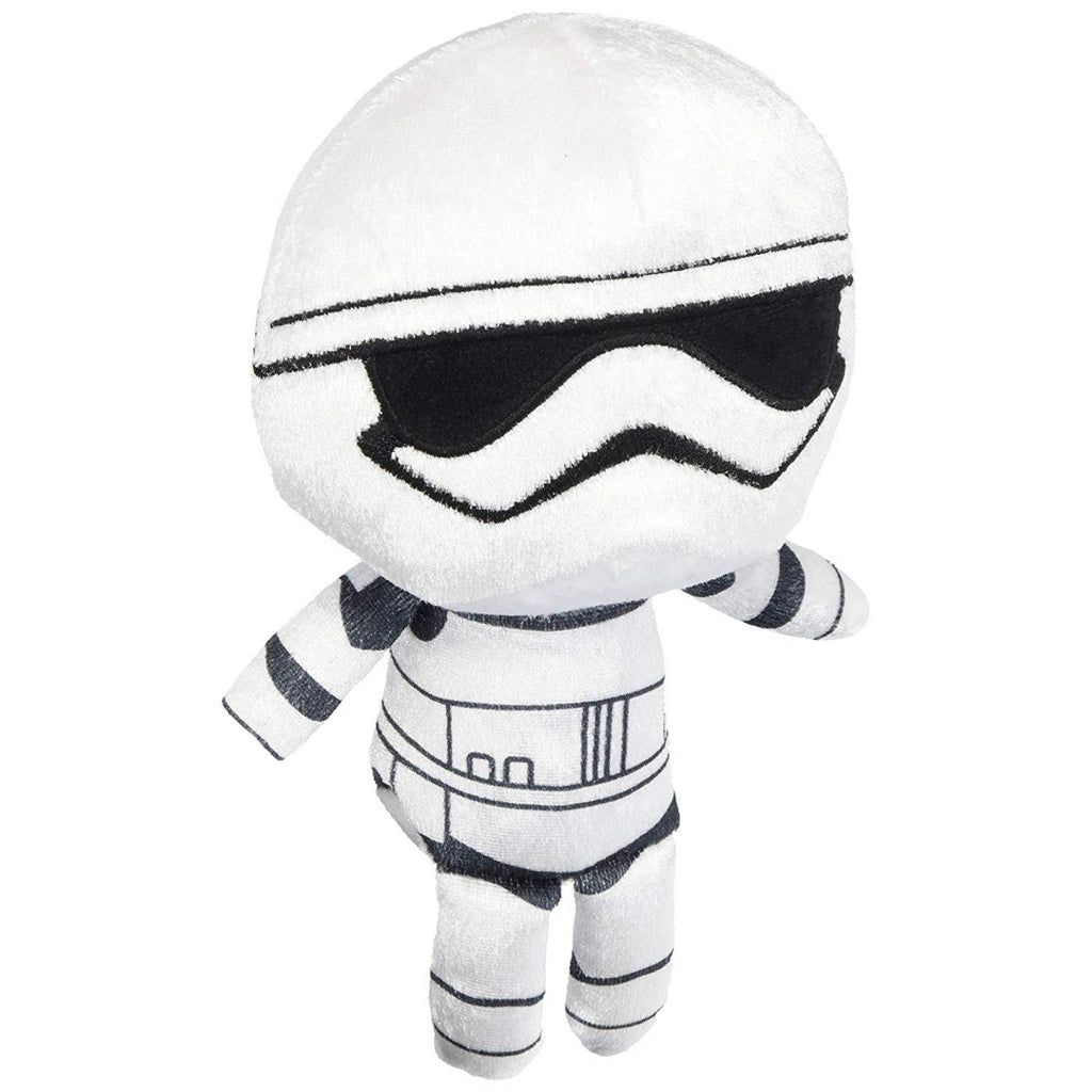 Funko Star Wars 118606 Galactic Plushies Episode 7 Stormtrooper Plush Figure - Maqio