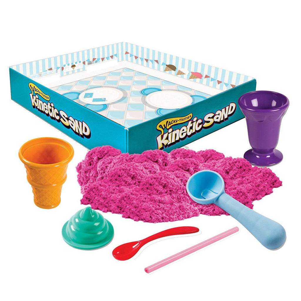 Kinetic Sand Ice Cream Treats - Maqio
