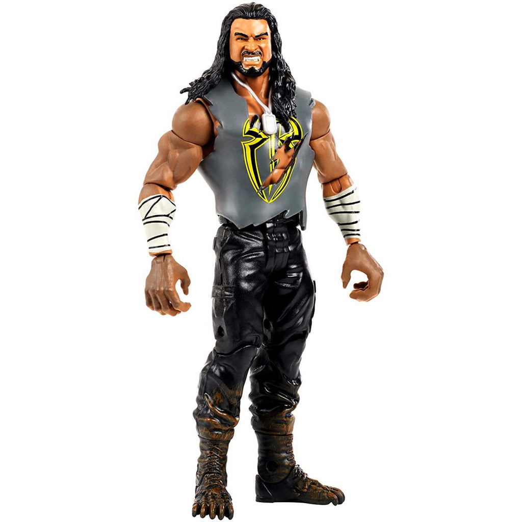 WWE FMH36 Roman Reigns Monsters Action Figure - Maqio