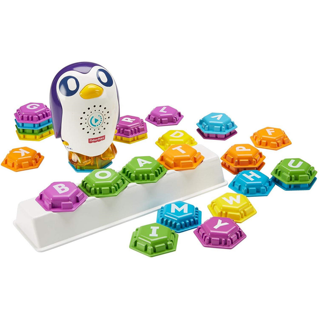 Fisher-Price Think & Learn Seek & Spell Penguin FBR84 - Maqio
