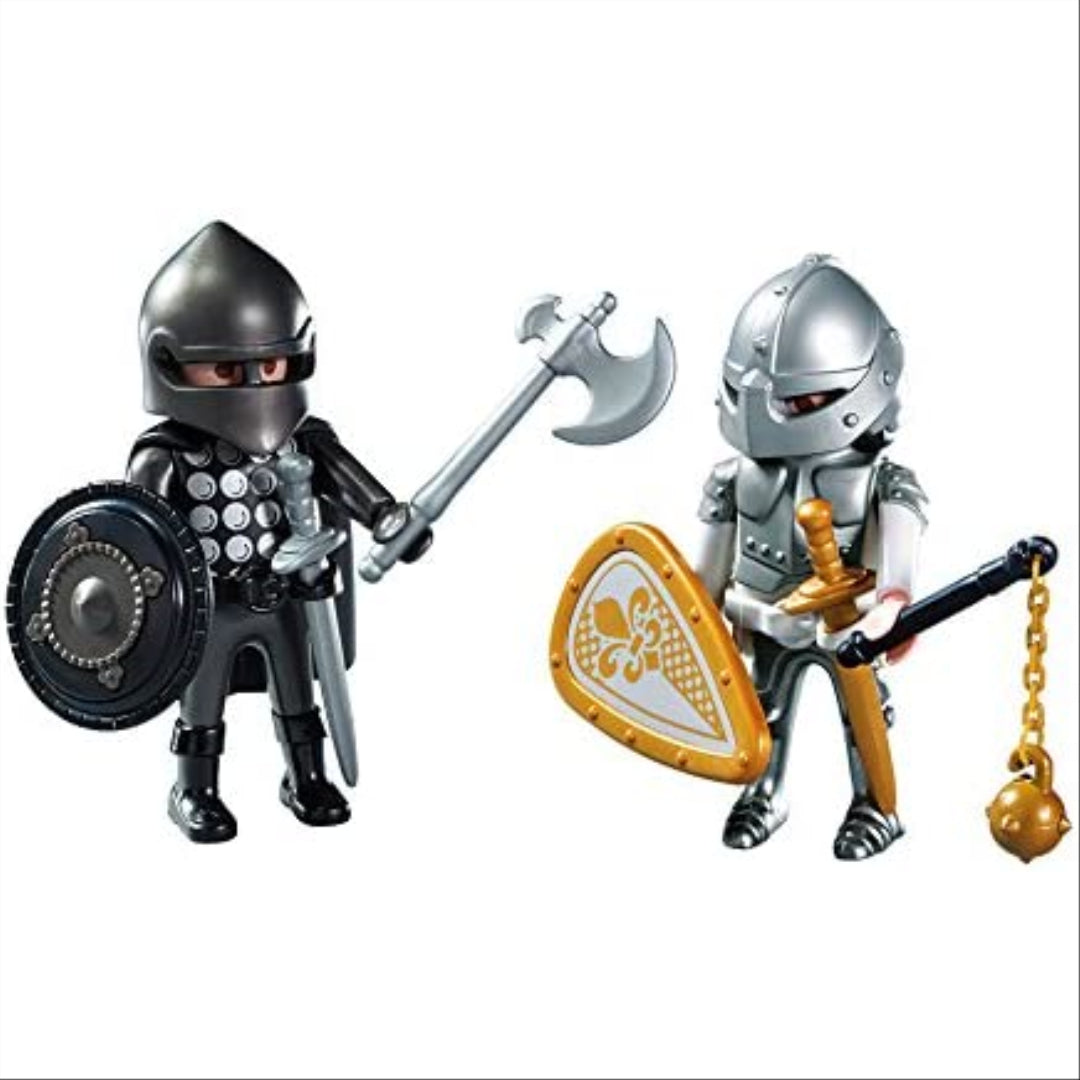 Playmobil Collectable Knight's Rivalry Duo Pack