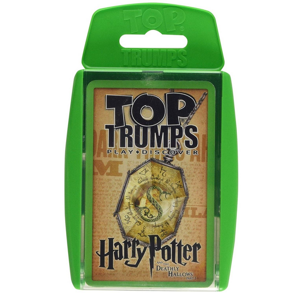 Top Trumps Harry Potter and the Deathly Hallows Part 1 Card Game - Maqio