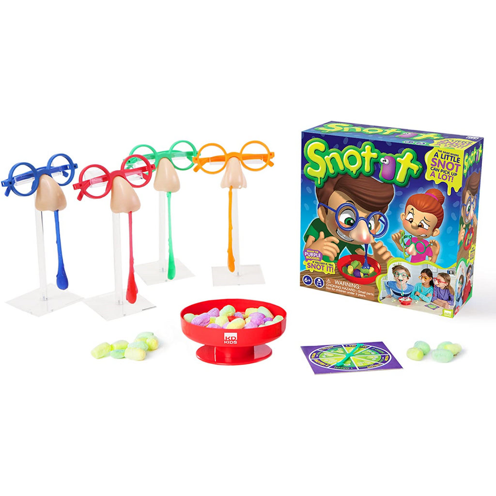 KD Games SNOT IT Board Game for Kids S18610 - Maqio