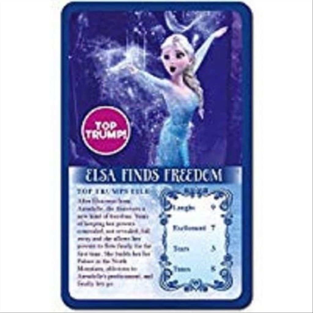 Top Trumps Cards - Frozen Moments 025256 - Maqio
