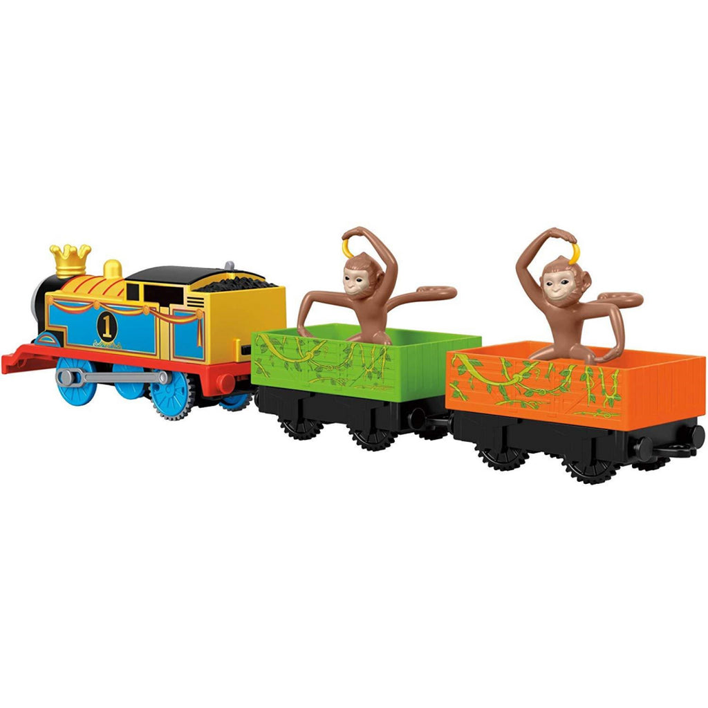 Thomas & Friends FXX55 TrackMaster Monkey Mania (BMK93) - Maqio