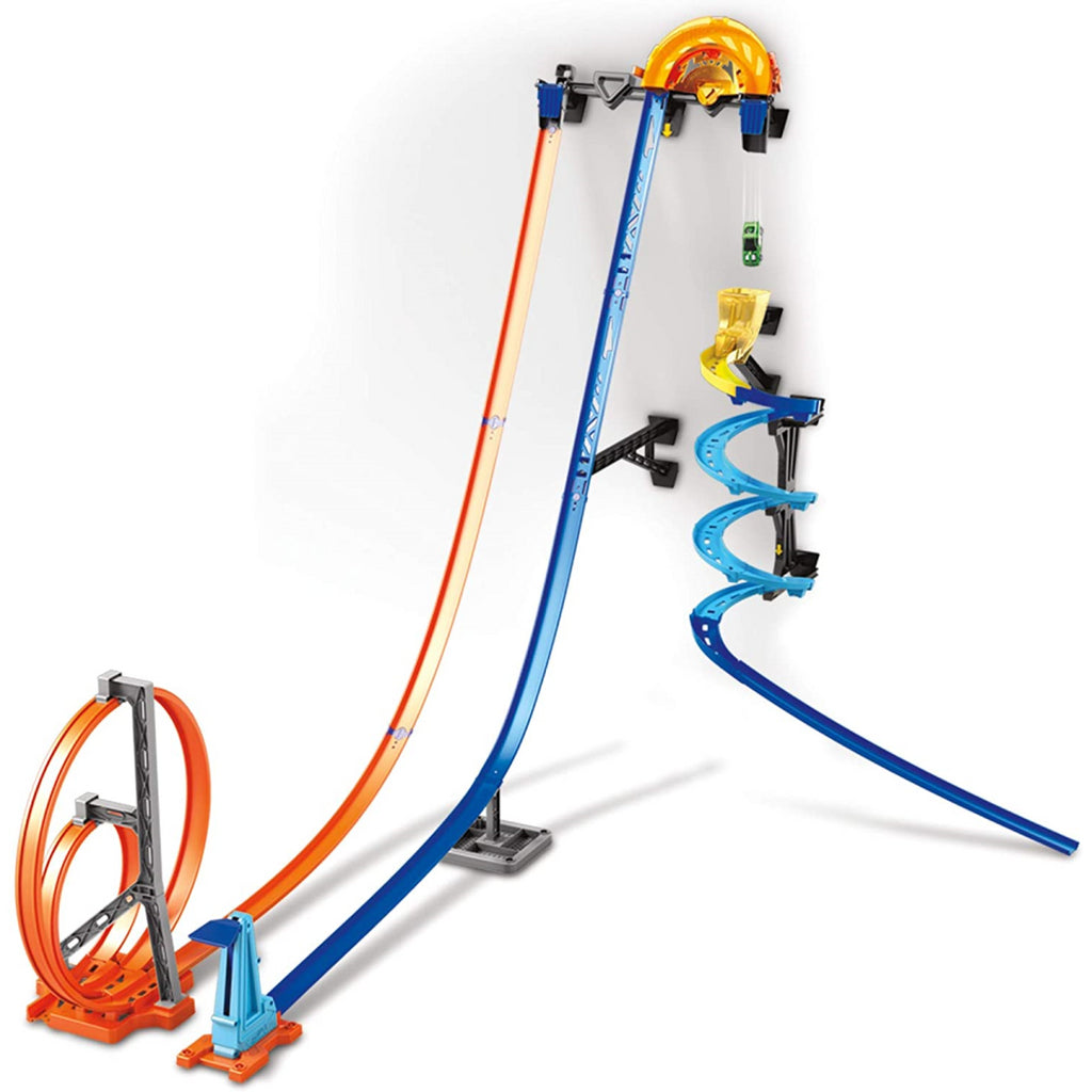 Hot Wheels Track Builder Vertical Launch Kit GGH70 - Maqio
