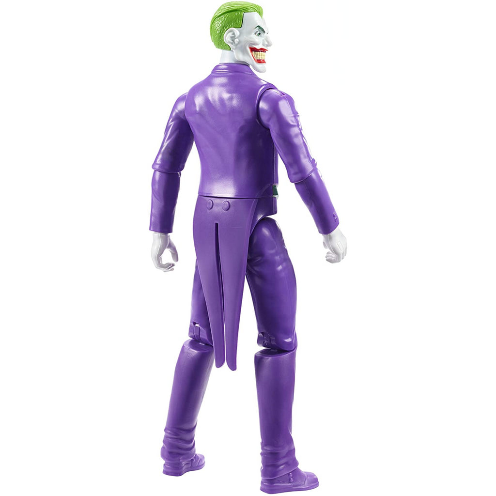 "The Joker 12"" Clown Prince True Moves Figure - Maqio"