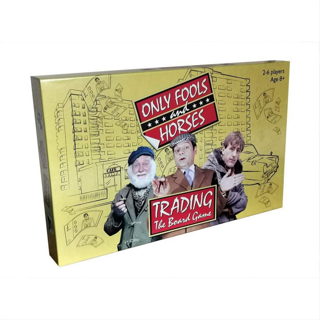 Only Fools and Horses Trading the Board Game Z04111020 - Maqio