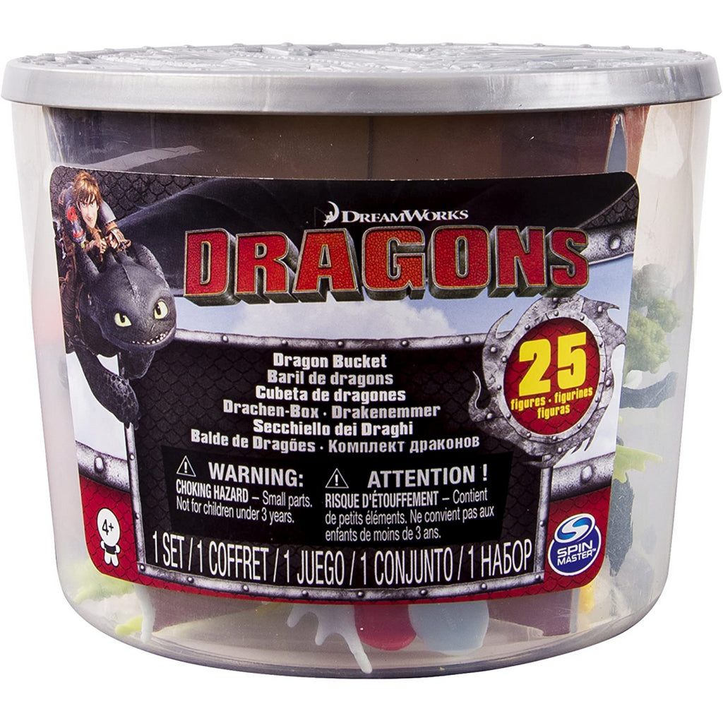 How to Train Your Dragon Bucket of Dragons 6047105 - Maqio