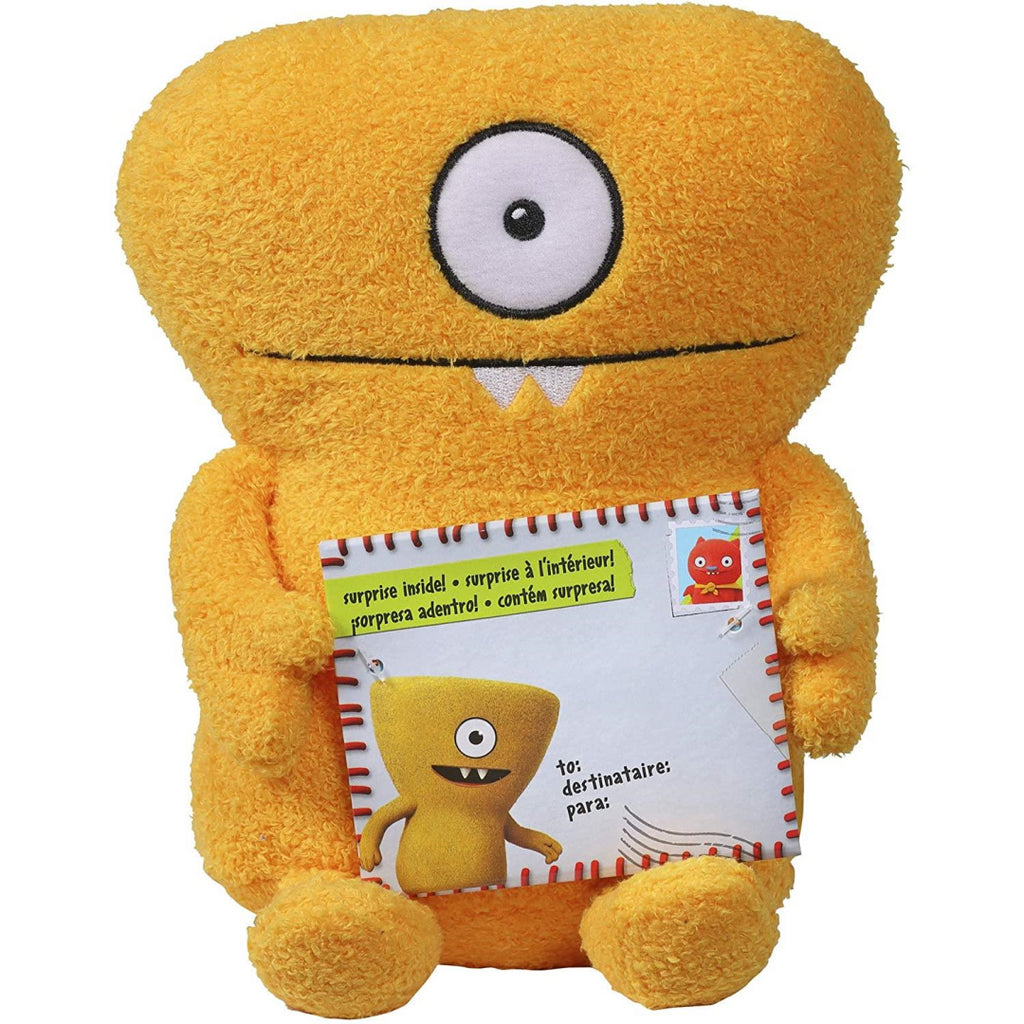 Uglydolls Hugs & Headstands Wedgehead Stuffed Plush Toy - Maqio
