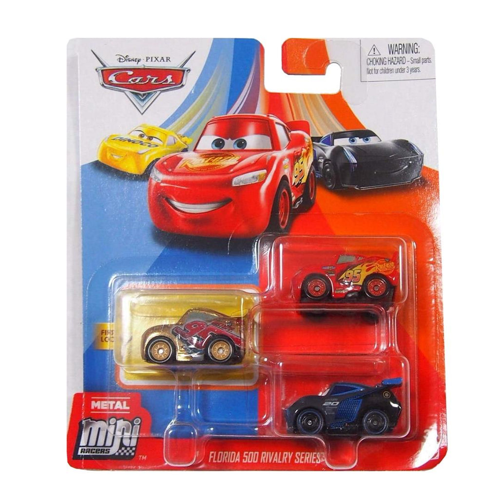 Disney Cars Metal Mini Racers - Florida 500 Rivalry Series - Maqio