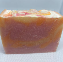 Load image into Gallery viewer, Dumpster Fire Orange Patchouli Soap