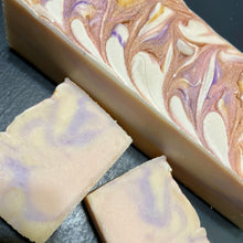 Load image into Gallery viewer, Unicorn Handmade Soap- Geranium Rosemary