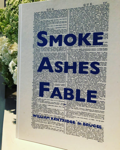 William Kentridge-Smoke Ashes Fable