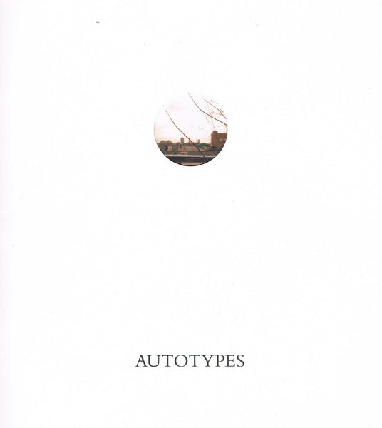 Front Cover-John Knight-Autotypes