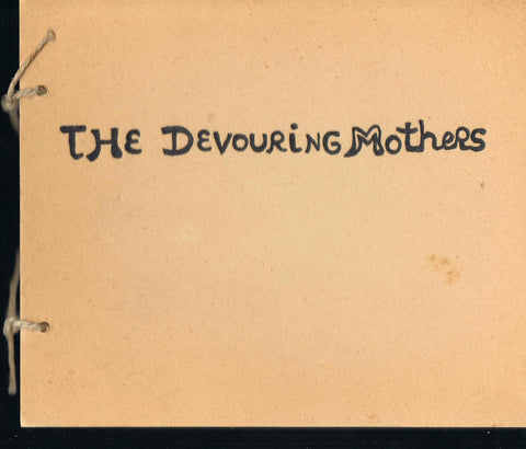 Front cover image of The Devouring Mothers-Niki de Saint Phalle