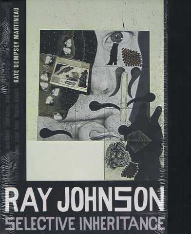 Front cover image-Ray Johnson-Selective Inheritance