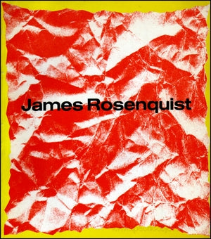 Front Cover Image-James Rosenquist-Whitney