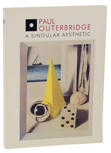 cover of Paul Outerbridge A singular Aesthetic