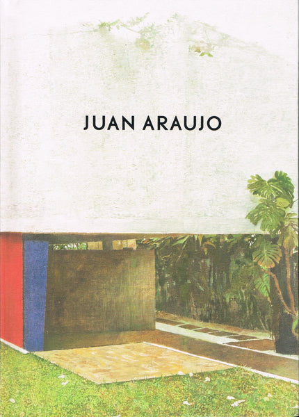 Front cover image-Juan Araujo-catalogue
