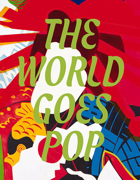 cover image of The World Goes Pop