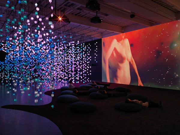 Detail image-Pipilotti Rist Pixel Forest
