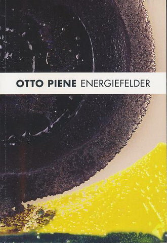 Front cover image-Otto Piene-Energiefelder