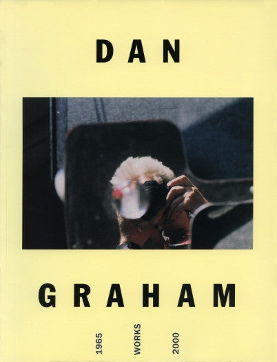 cover image for Dan Graham: Works
