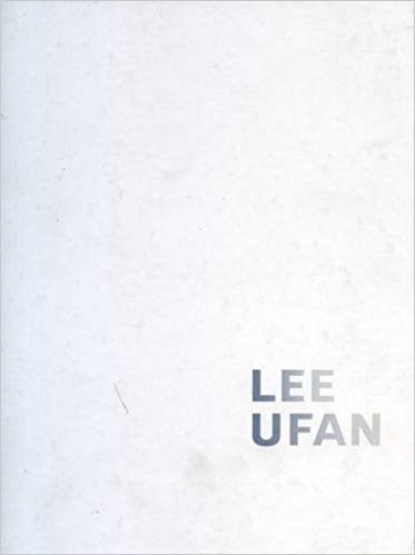 Cover image of Lee Ufan catalogue