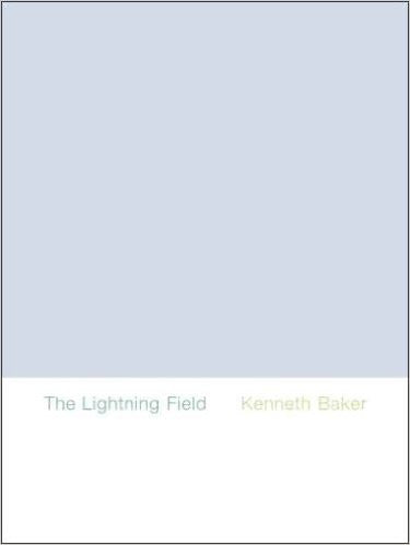 Cover image of Lightning Field, De Maria