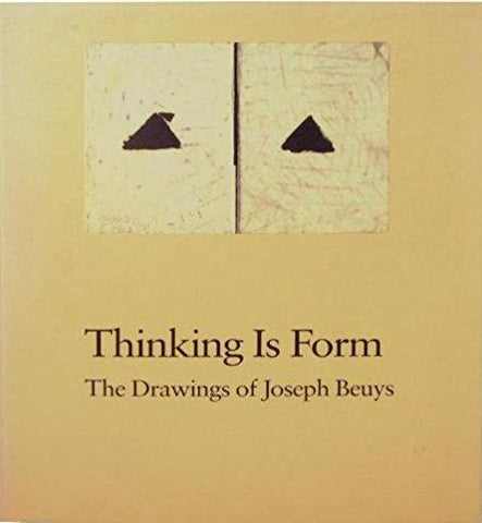 Front image-Joseph Beuys-Thinking is Form