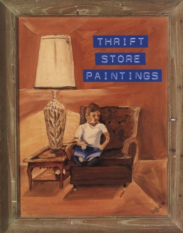 Front cover image-Jim Shaw-Thrift Store Paintings